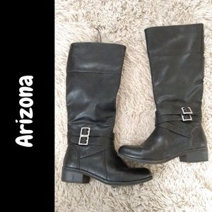 $80 Arizona Women/'s Over the Knee Pull-on Boots SIZE 7 brand new in box